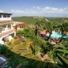 Hotel Balocco**** nära Pevero golfclub Costa Smeralda