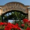 Hotel l'Esagono *** bo marknära med terass och havsutsikt i San Teodoro