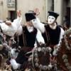 Oristano – medeltida tornerspel och naturliv