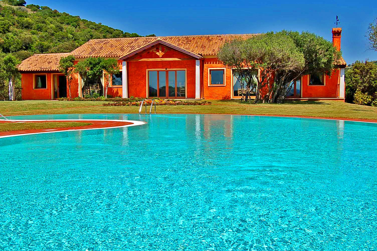 Aldiola county resort hotel sant antonio gallura for Hotels sardaigne