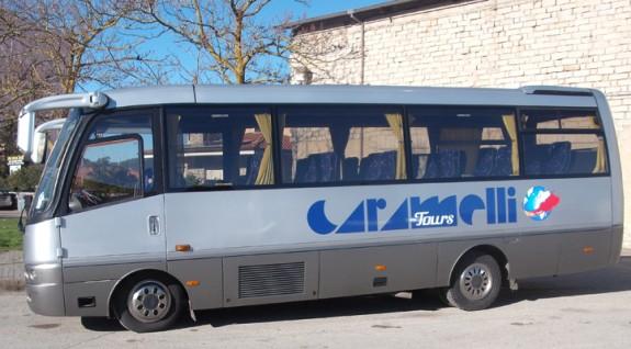 Bussresor på norra Sardinien linjenät och gruppresor
