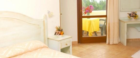 Interiör från Cala Gonone Village Hotel