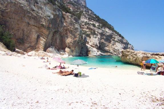 Stranden Mariolu, Cala Gonone